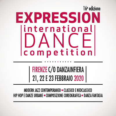 Expression competition 2020 banner