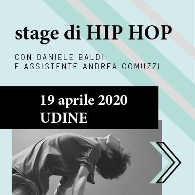 Stage Hip hop Baldi