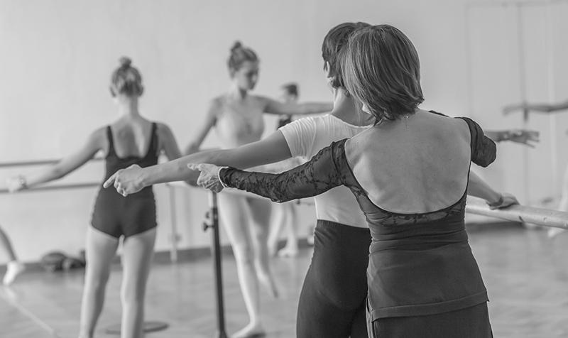insegnante danza classica