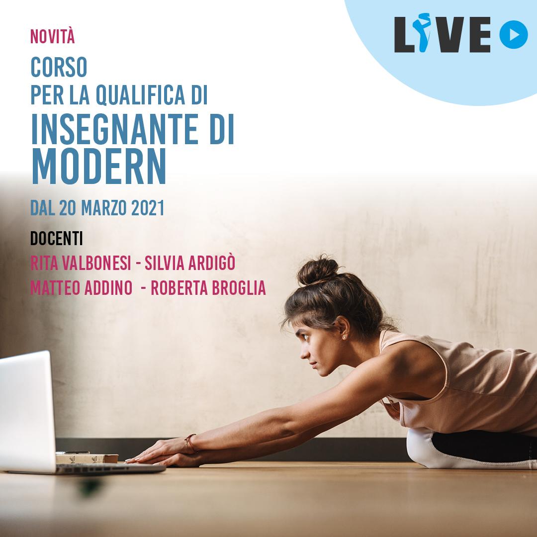 IG corsi live MODERN