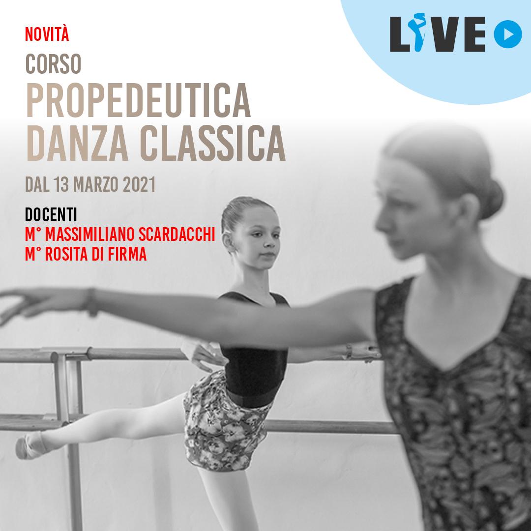 IG corsi live PROPE CLASS