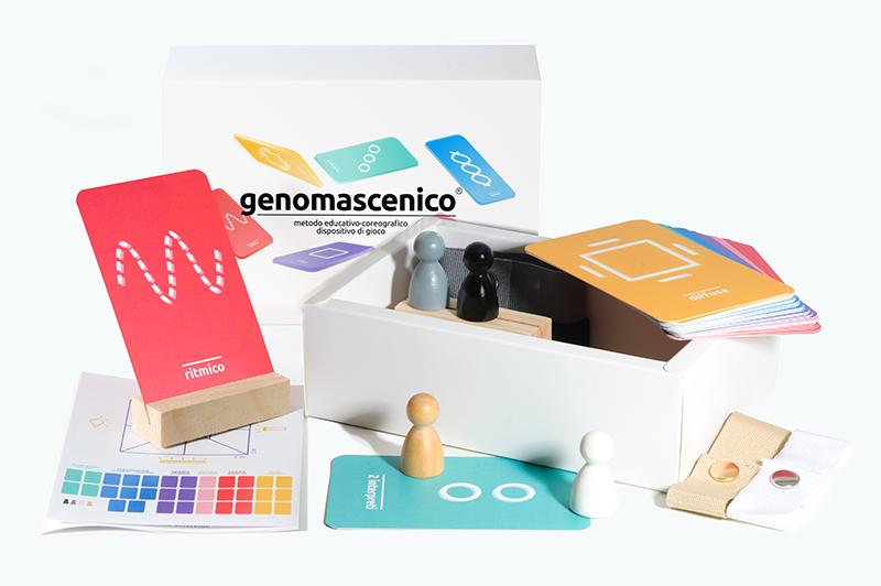 gioco genoma scenico