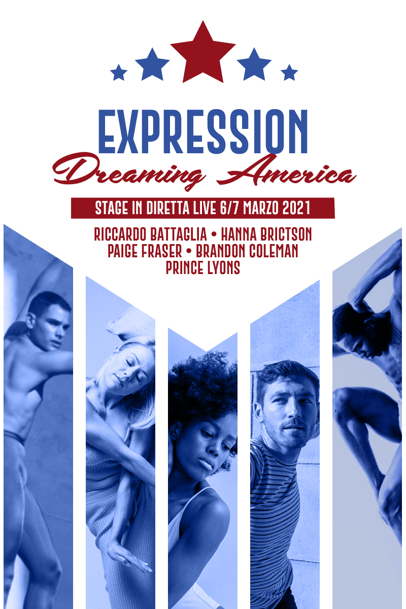Expression dreaming america