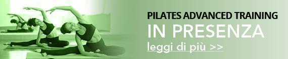 pilates ADVANCED IN PRESENZA
