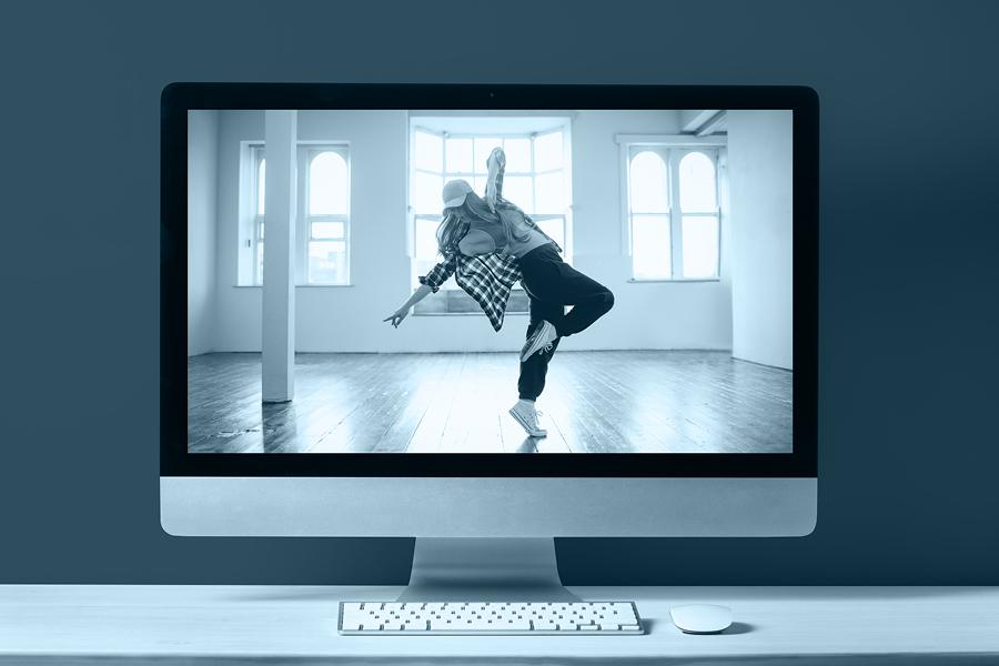 seminario hip hop riscaldamento coreografia