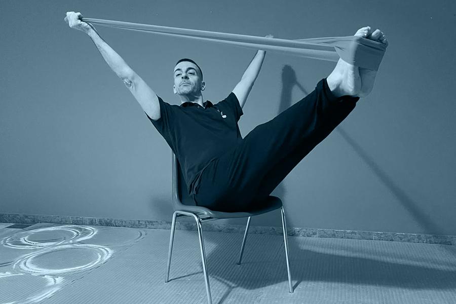 seminario pilates props chair