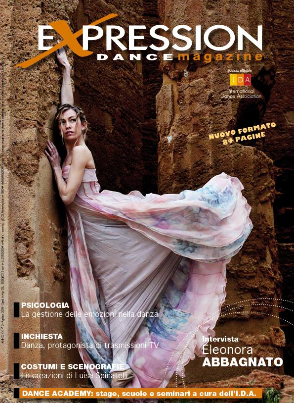 Expression Dance Magazine Eleonora Abbagnato