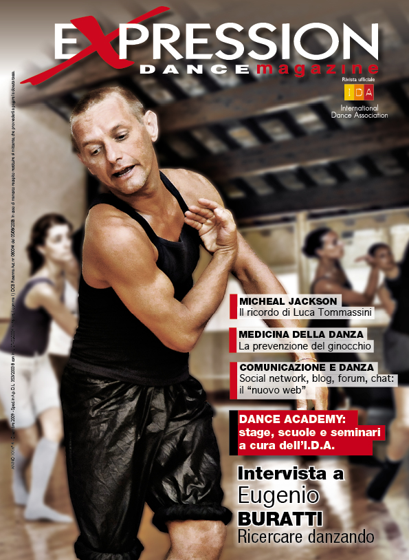 Expression Dance Magazine Eugenio Buratti