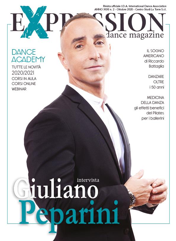 Copertina Giuliano Peparini