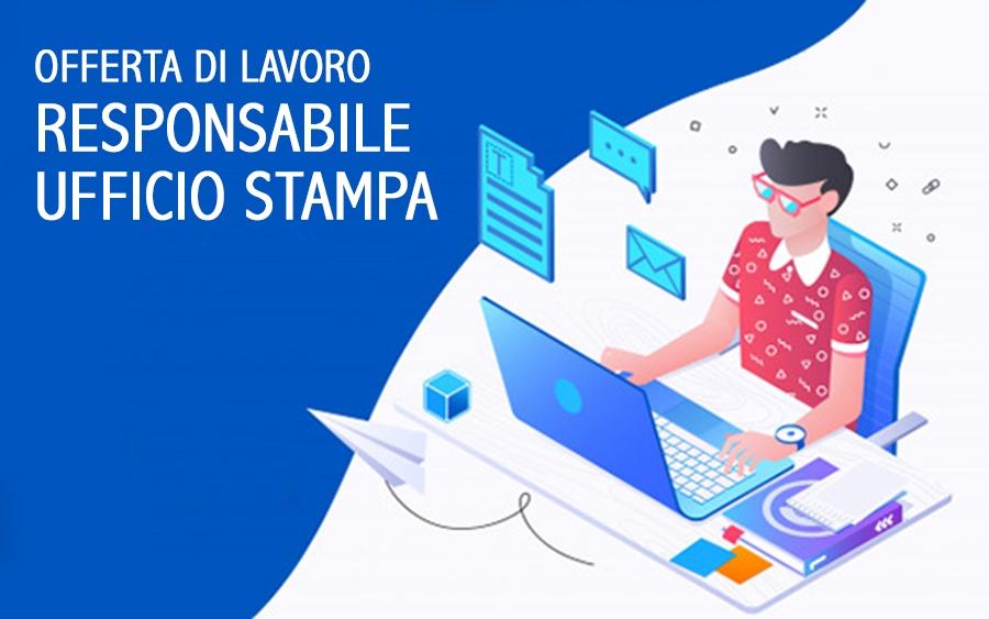 OFFERTA DI LAVORO - Responsabile Ufficio Stampa - IDA ...