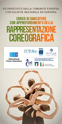 diploma europero danzatore coreografo