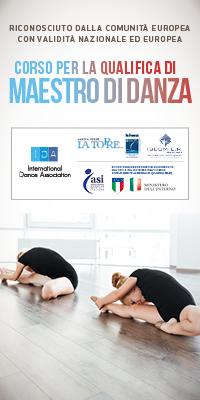 diploma europeo maestro danza