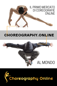 Choreography online banner