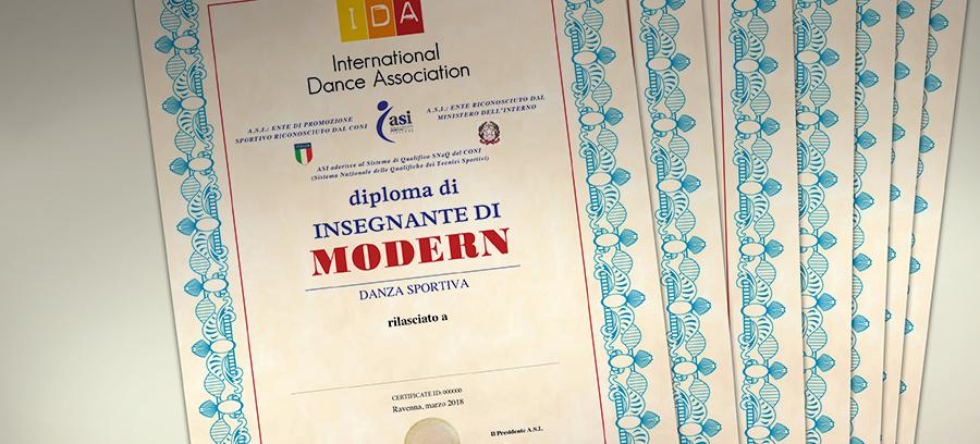 Diplomi IDA