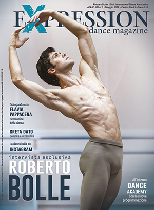 cope Expression Roberto Bolle