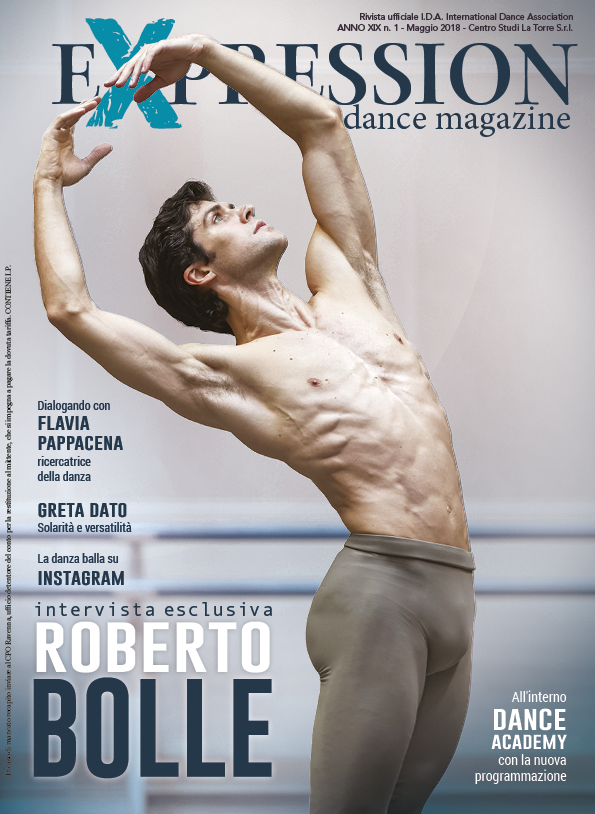 cope Expression Roberto Bolle 595
